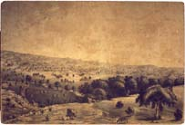 view of Waterbury, 1835
