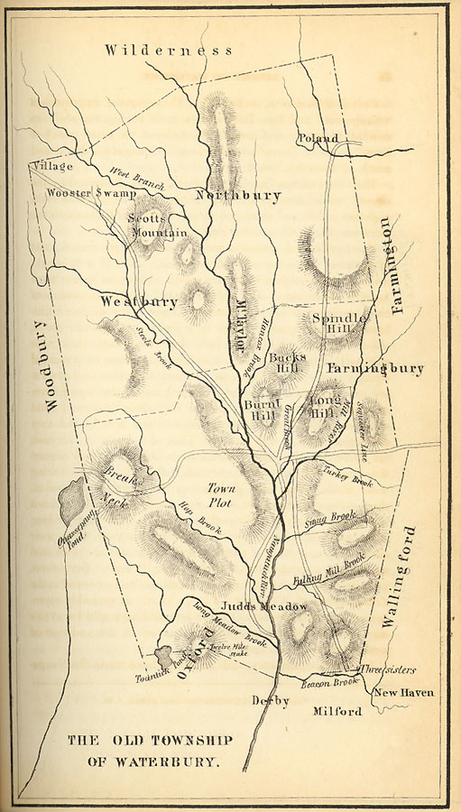 Waterbury in the 18th Century