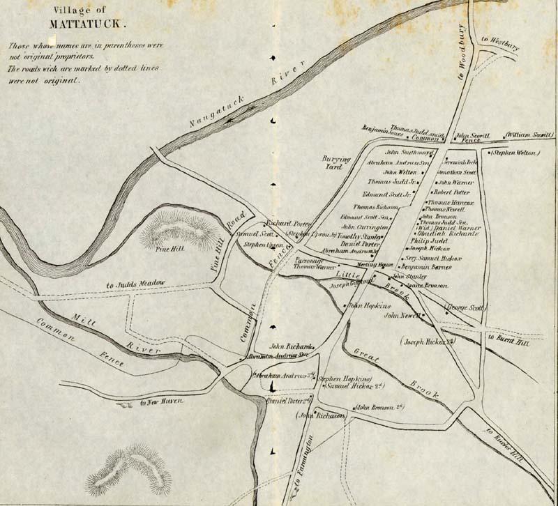 Waterbury in the 18th Century